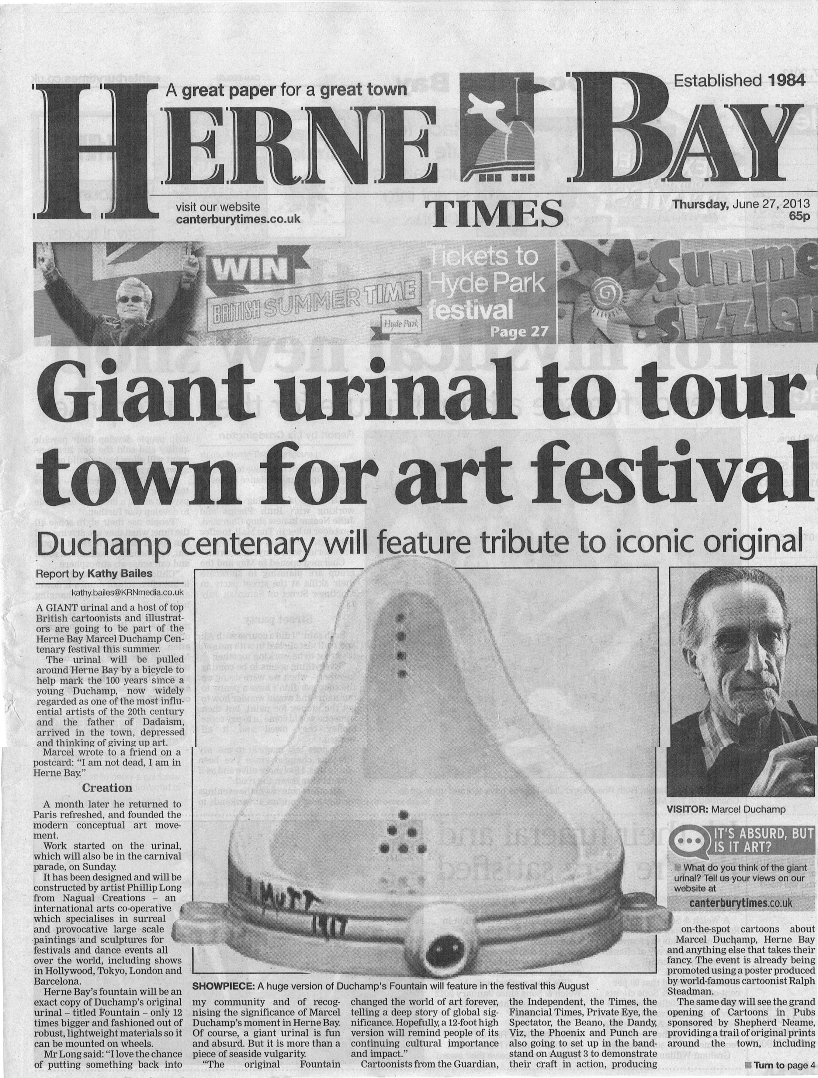 HerneBay Times